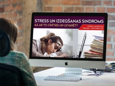 Stress un izdegšanas sindroms