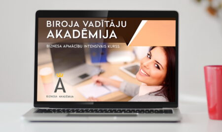 Biroja vadītāju akadēmija – papildini savas zināšanas, lai kļūtu par izcilu biroja vadītāju