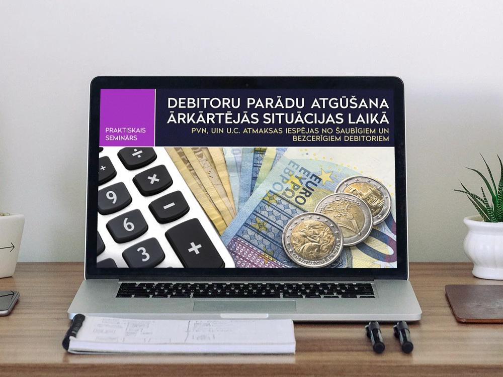Debitoru Parādi