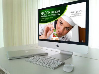HACCP principi pārtikas uzņēmuma paškontroles sistēmā