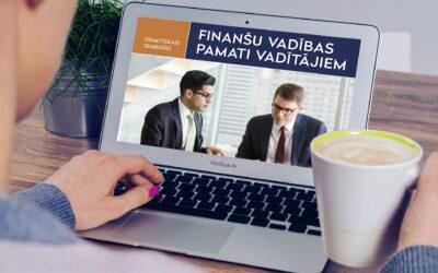 Finanšu vadības pamati vadītājiem
