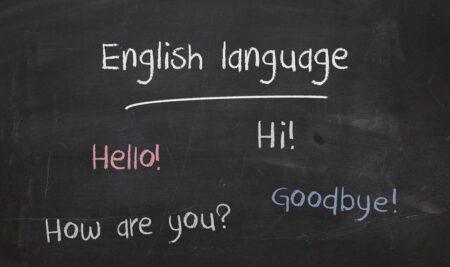 Klienti visbiežāk izvēlas mācīties angļu valodu